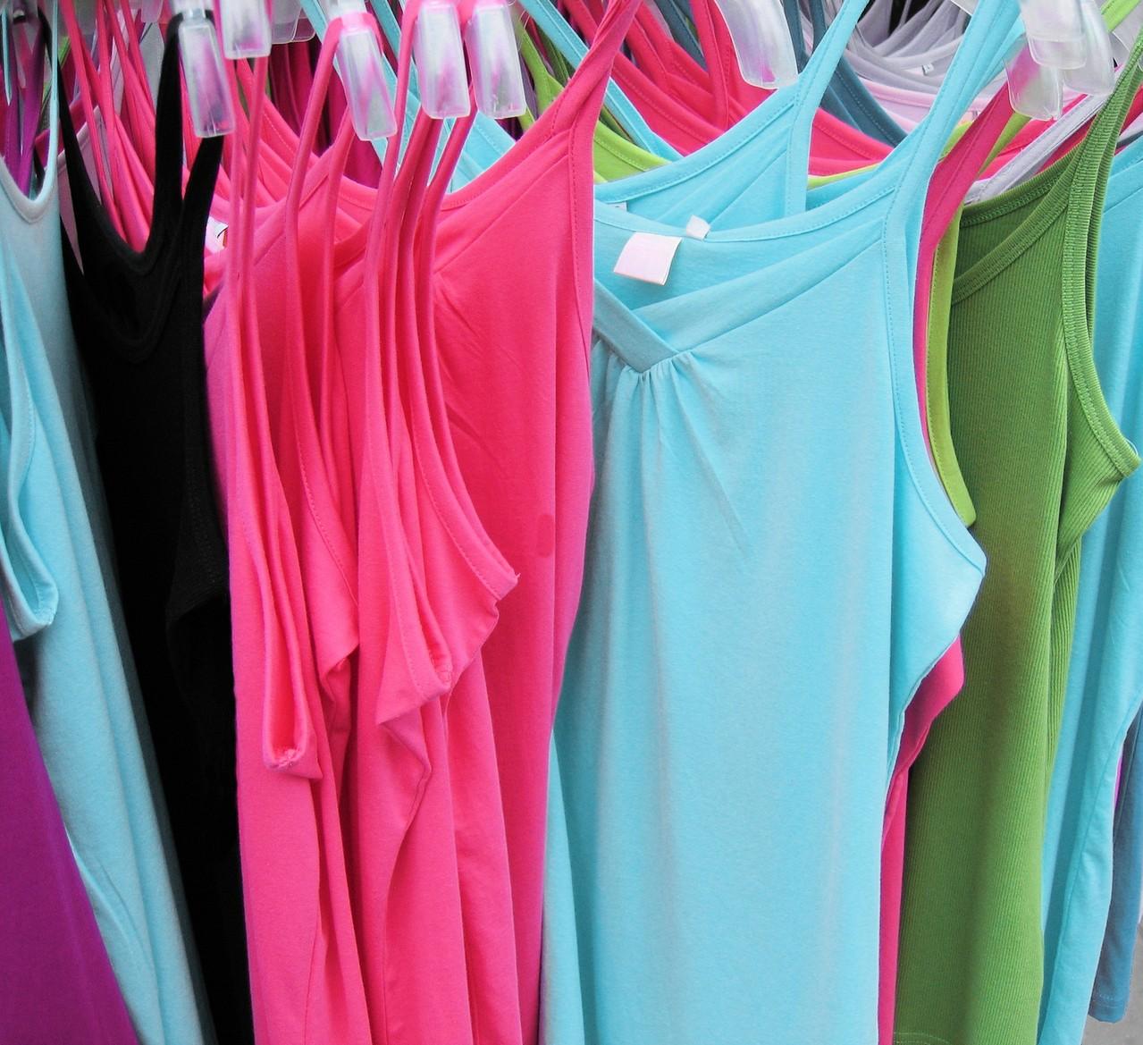 Bezpieczne ubrania z second-handów
